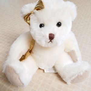 Super Cute Teddy W/Shopping Bag